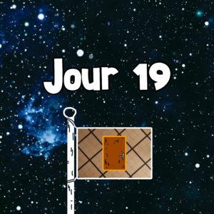 Jour 19 – Notre Drapeau