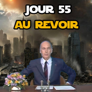 Jour 55 – Au Revoir